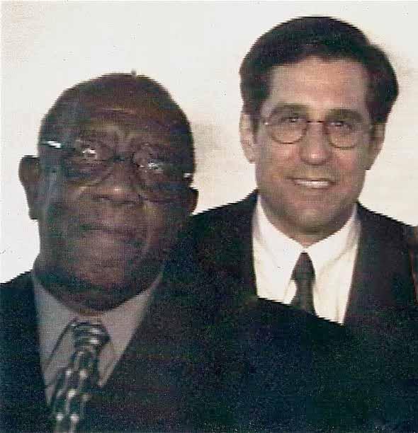 Jack Drakeford and Steve Rothman, 2001